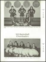 1971 Sherburn High School Yearbook Page 82 & 83