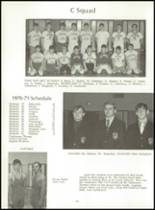 1971 Sherburn High School Yearbook Page 88 & 89