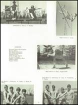 1971 Sherburn High School Yearbook Page 96 & 97
