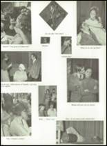 1971 Sherburn High School Yearbook Page 108 & 109