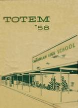 1958 Yearbook Chamberlain High School
