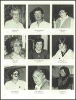 1984 Wahconah Regional High School Yearbook Page 10 & 11