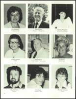 1984 Wahconah Regional High School Yearbook Page 14 & 15