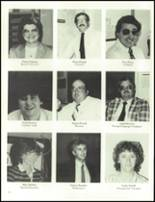 1984 Wahconah Regional High School Yearbook Page 16 & 17