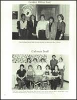1984 Wahconah Regional High School Yearbook Page 20 & 21