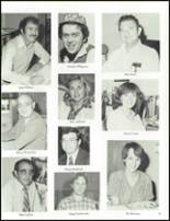 1984 Wahconah Regional High School Yearbook Page 22 & 23