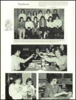 1984 Wahconah Regional High School Yearbook Page 28 & 29