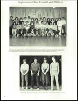 1984 Wahconah Regional High School Yearbook Page 34 & 35