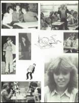 1984 Wahconah Regional High School Yearbook Page 36 & 37