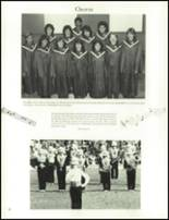 1984 Wahconah Regional High School Yearbook Page 44 & 45