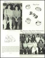 1984 Wahconah Regional High School Yearbook Page 46 & 47