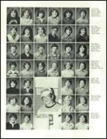 1984 Wahconah Regional High School Yearbook Page 54 & 55