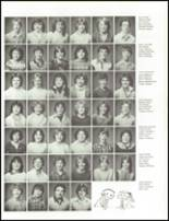 1984 Wahconah Regional High School Yearbook Page 56 & 57