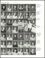 1984 Wahconah Regional High School Yearbook Page 58 & 59