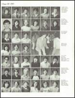 1984 Wahconah Regional High School Yearbook Page 64 & 65