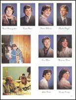 1984 Wahconah Regional High School Yearbook Page 70 & 71