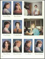 1984 Wahconah Regional High School Yearbook Page 72 & 73