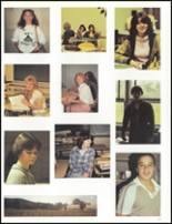 1984 Wahconah Regional High School Yearbook Page 80 & 81