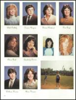 1984 Wahconah Regional High School Yearbook Page 82 & 83