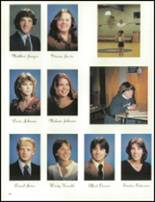 1984 Wahconah Regional High School Yearbook Page 84 & 85