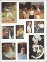 1984 Wahconah Regional High School Yearbook Page 86 & 87