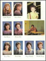 1984 Wahconah Regional High School Yearbook Page 90 & 91