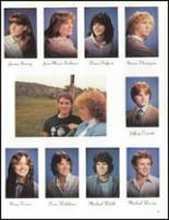 1984 Wahconah Regional High School Yearbook Page 94 & 95
