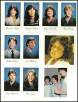 1984 Wahconah Regional High School Yearbook Page 96 & 97