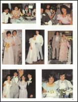 1984 Wahconah Regional High School Yearbook Page 98 & 99