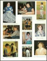 1984 Wahconah Regional High School Yearbook Page 100 & 101
