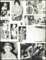 1984 Wahconah Regional High School Yearbook Page 104 & 105