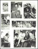 1984 Wahconah Regional High School Yearbook Page 106 & 107