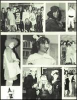 1984 Wahconah Regional High School Yearbook Page 108 & 109