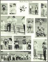 1984 Wahconah Regional High School Yearbook Page 110 & 111