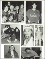 1984 Wahconah Regional High School Yearbook Page 114 & 115