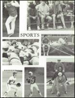 1984 Wahconah Regional High School Yearbook Page 116 & 117