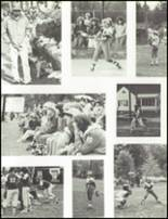 1984 Wahconah Regional High School Yearbook Page 122 & 123