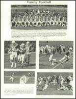 1984 Wahconah Regional High School Yearbook Page 128 & 129