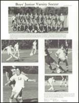 1984 Wahconah Regional High School Yearbook Page 130 & 131
