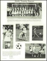 1984 Wahconah Regional High School Yearbook Page 132 & 133