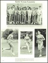 1984 Wahconah Regional High School Yearbook Page 134 & 135