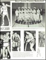 1984 Wahconah Regional High School Yearbook Page 138 & 139