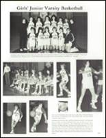 1984 Wahconah Regional High School Yearbook Page 140 & 141