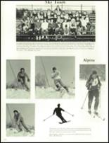 1984 Wahconah Regional High School Yearbook Page 142 & 143