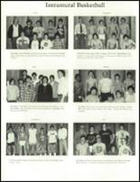 1984 Wahconah Regional High School Yearbook Page 144 & 145