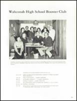 1984 Wahconah Regional High School Yearbook Page 146 & 147