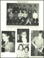 1984 Wahconah Regional High School Yearbook Page 150 & 151