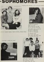 1980 Hillel Academy Yearbook Page 40 & 41