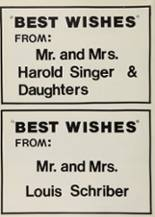 1980 Hillel Academy Yearbook Page 70 & 71