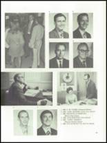 1972 McDowell High School Yearbook Page 22 & 23